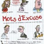 AFFICHE : MOT-D'EXCUSE