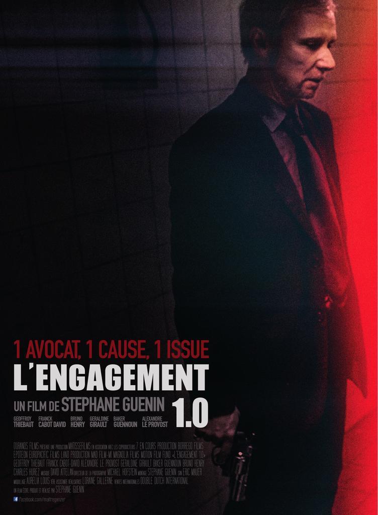 Film : L'Engagement 1.0 - https://www.geoffroythiebaut.com