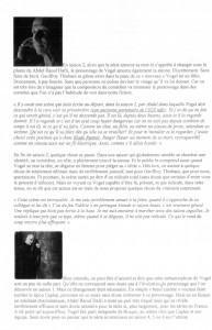 Presse alexandre Letren (2) season one - http://www.geoffroythiebaut.com