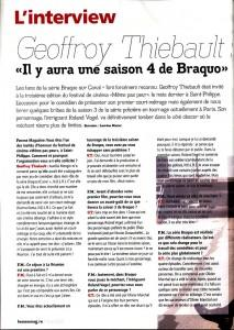 Interview pour Femmemag.re // Mars 2013