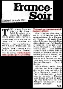 l'amour de l'amour - Presse - https://www.geoffroythiebaut.com/