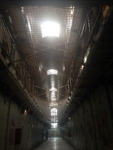 décor la prison de la santé