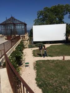 1er Festival du film insolite de Rennes-le-Château