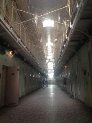 Prison de la Santé - Braquo 4